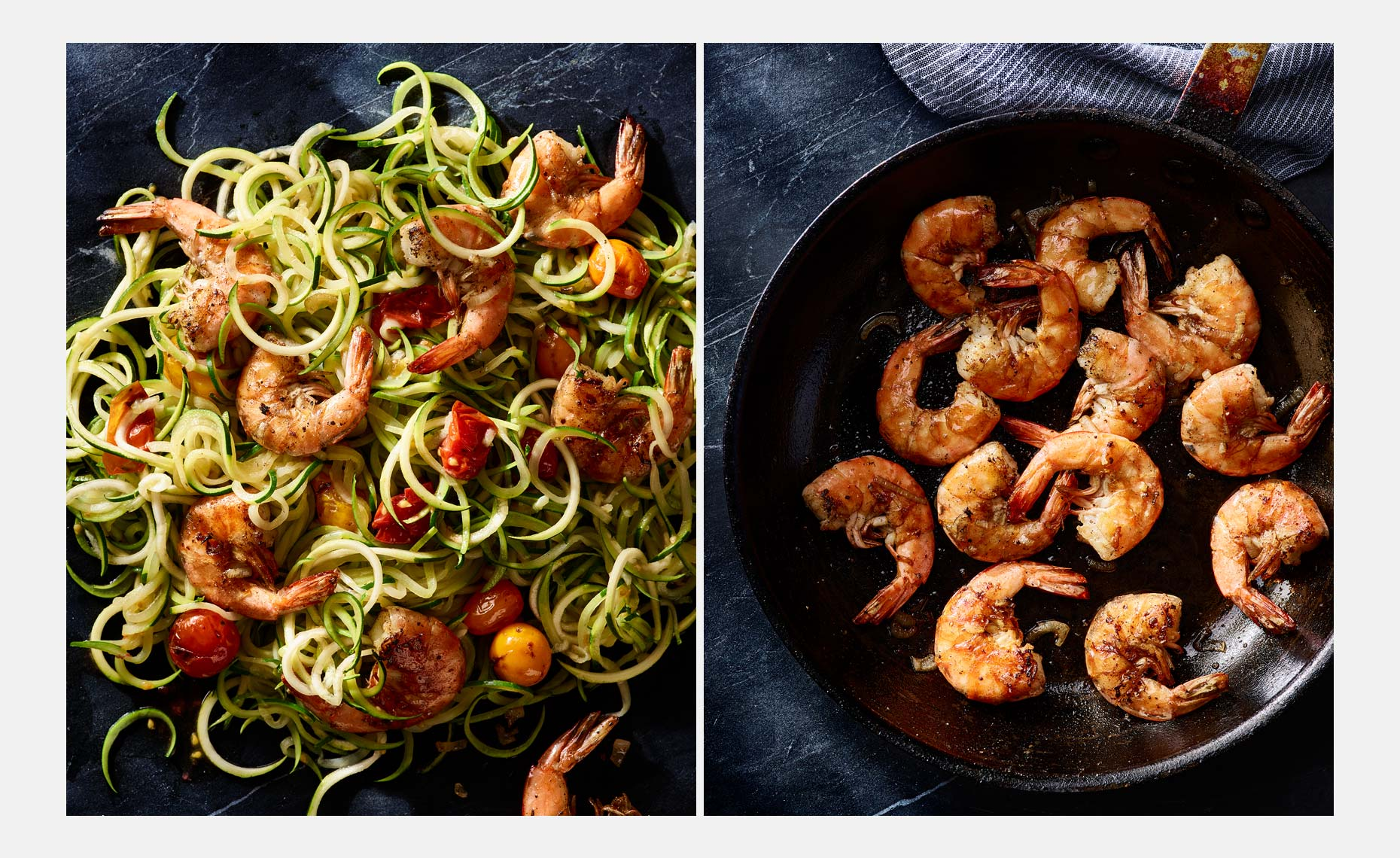 Zoodles-Shrimp